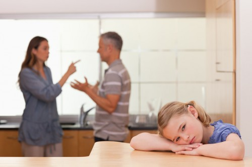If you're doing drugs it is affecting the other family members