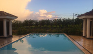 Pool At Always Hope Drug Rehab Center in Dominican Republic